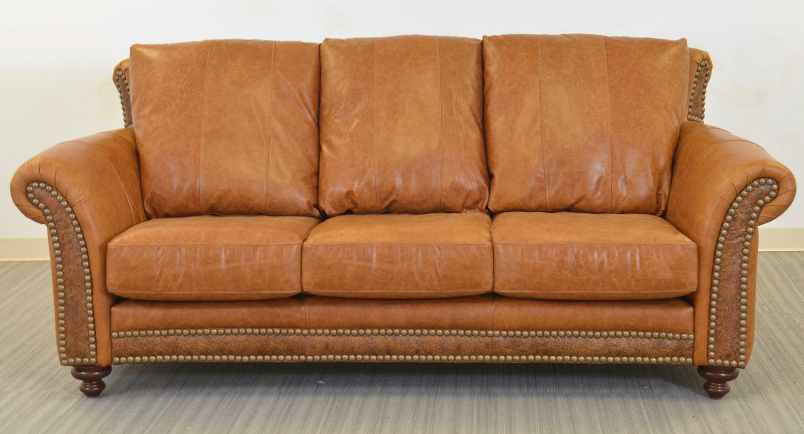 Austin Sofa Tooled