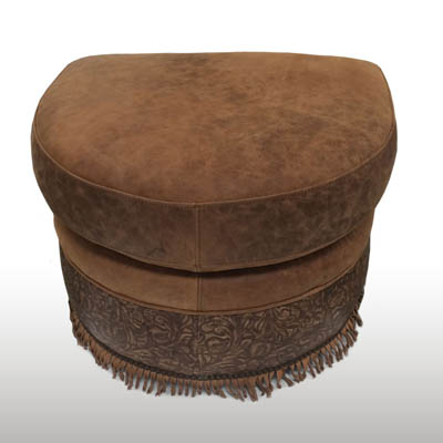 Texas Game Chair Ottoman